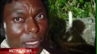 Toussaint Louverture Movie, Bwa Kayman Scene - Jimmy Jean-louis