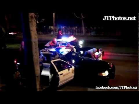 Beverly Hills Police overreact for traffic stop