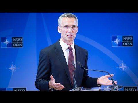 Press conference by incoming NATO Secretary General Jens Stoltenberg, 1 OCT 2014, Part 1/2