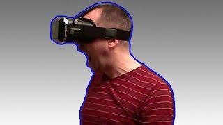 3D очки Виртуальной Реальности для Смартфона