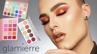 GLAMIERRE Makeup Haul & Makeup Tutorial