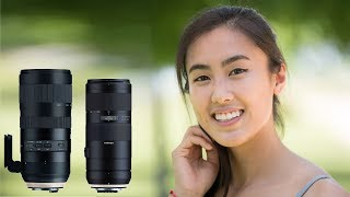 Tamron 70-210mm f4 vs 70-200mm f2.8 - What should you BUY?
