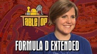 The Grace Card - TableTop Extended Edition: Formula D (Wil Wheaton, Grace Helbig, Greg Benson, Hannah Hart)