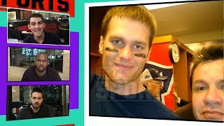 Tom Brady Came FACE-TO-FACE With Stolen Jersey Suspect  I TMZ SPORTS