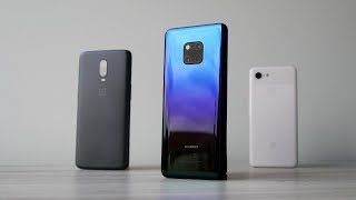 Huawei Mate 20 Pro: Das beste Android-Smartphone 2018?