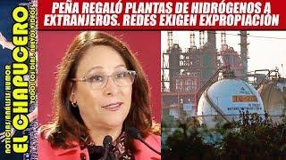 Peña privatizó y remató refinerías mexicanas a extranjeros. Redes exigen que se expropien