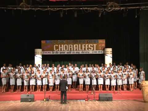 Pax Choir Knust - Meka D3 Nyame Ye video