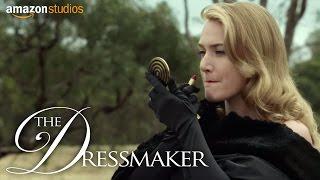The Dressmaker - Official Trailer | Amazon Studios