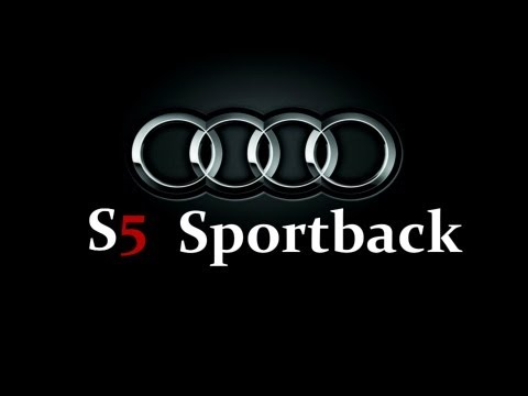 Audi S5 Sportback, обзор