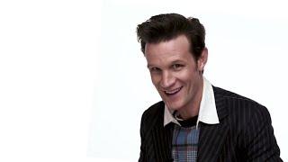 Matt Smith on Doctor Who Series 11 & Jodie Whittaker