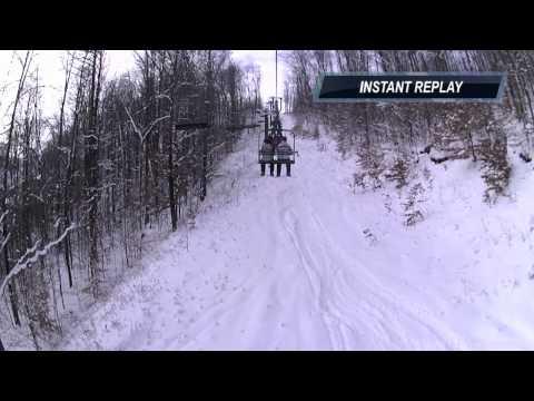 Ripperton - A Skilift Upstairs The Sleeping City