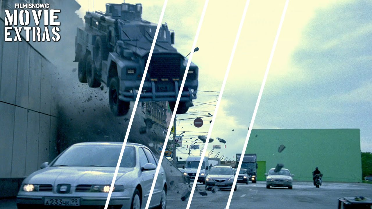 A Good Day to Die Hard - VFX Breakdown by UPP Vfx  (2013)
