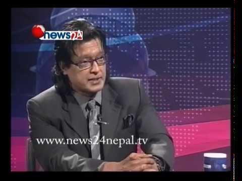 REAL FACE WITH PREM BANIYA, GUEST : RAJESH HAMAL