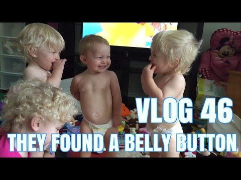 LIFE WITH A TODDLER & TRIPLETS [THE BABY GANG VLOG 46]