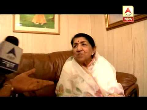 Lata Mangeshkar's exclusive interview
