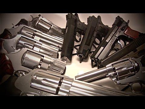 Top Ten Handguns 2012