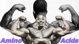 How To Correctly Use Amino Acids - Bodybuilding Tips To Get Big