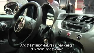 Fiat 500 TwinAir @ 2011 Geneva Motor Show: interview with Giorgio Neri