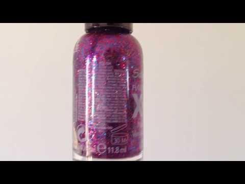 Nail TV - Esmalte Sally Hansen Hard As Nails Extreme Rockstar Pink NW2