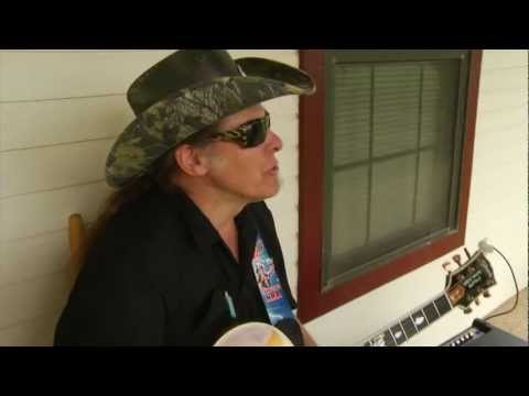 Ted Nugent: The Motor City Madman in Central Texas