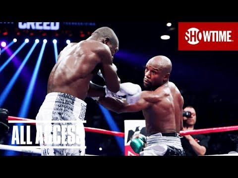 """My career is over. It's official. My 49-0 record is a part of boxing."" ALL ACCESS covers Floyd Mayweather, as he finished up his boxing career with a bang. SHOWTIME Boxing on Facebook: https://ww..."