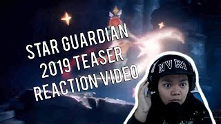 [REACTION] Star Guardian 2019 Teaser | League of Legends