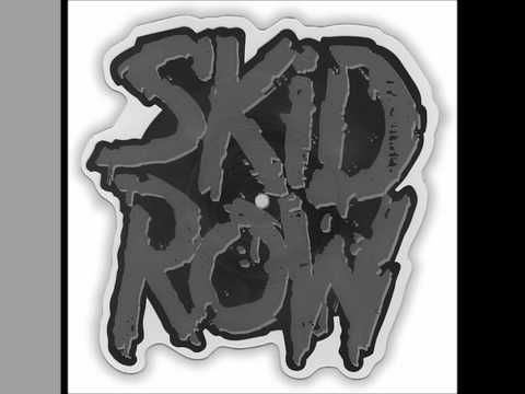 Skid Row - Livin on a chain gang