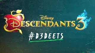 #D3 Deet: Who is Hades? 🔥💙 | Descendants 3