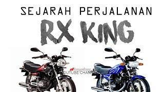 Sejarah Perjalanan Yamaha Rx King Di Indonesia  Rx Series