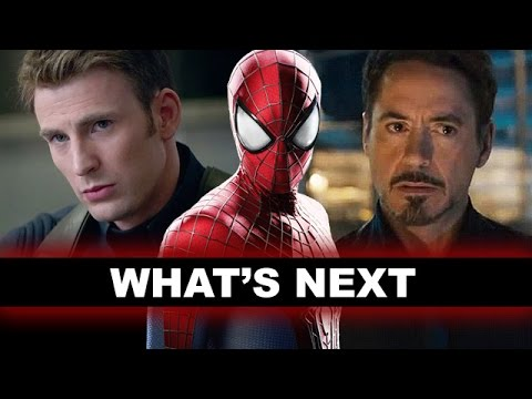 Captain America 3 Civil War 2016 Explained - Spider-Man, Hank Pym? - Beyond The Trailer