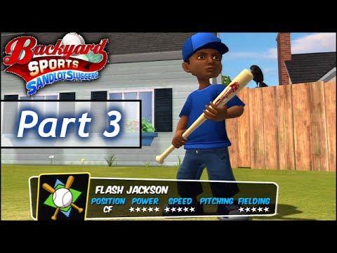 Backyard Baseball: Part 3 - ROOFTOP BASEBALL!