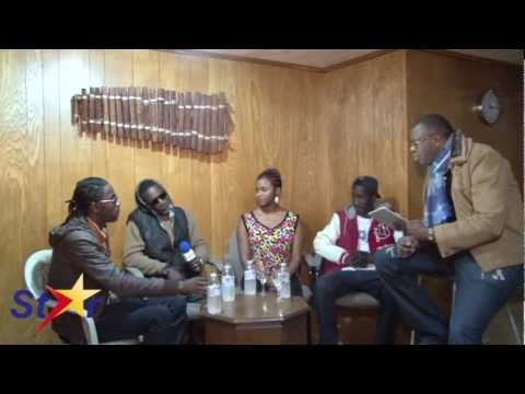 Emission Star Live  - Interview Black African Family BAF