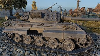 WoT Tiger II (deh0mbre Skin) 1770 EXP 5123 DMG 8 frags - Ruinberg