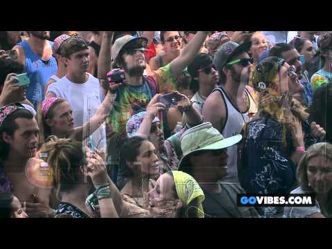 "Twiddle performs ""Hatti's Jam"" at Gathering of the Vibes Music Festival 2014"