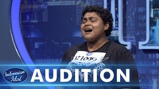 Download Lagu Tampil Total! Joanita bawakan lagu Jennifer Hudson & Beyonce  - AUDITION 4 - Indonesian Idol 2018 Gratis STAFABAND