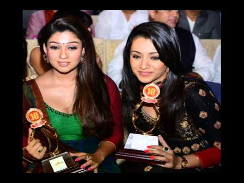 Nayanthara Friendship With Trisha video