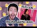 REACCIÓN A 'DON'T TALK ABOUT ME' - PALOMA MAMI | Niculos M