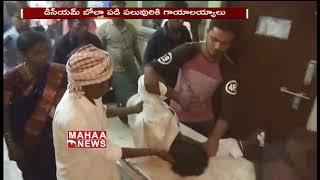 DCM Rolls Reverse In Sangareddy District, 15 Injured