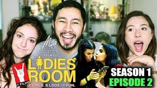 LADIES ROOM Episode 2   Reaction w/ Hope & Rachel!