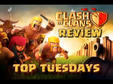Clash Of Clans Android Review!