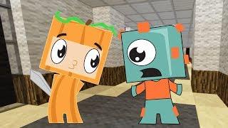 An Adorable Pumpkin Murderer / Minecraft Murder Mystery / Gamer Chad