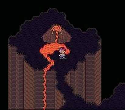 EarthBound - Evil of Ness's Mind: Ness's Nightmare