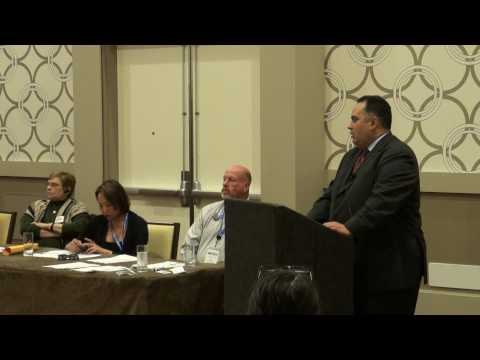 CA Assembly Speaker John A. Pérez at the LGBT Caucus at the California Democratic Convention
