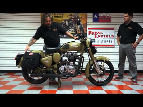 Royal Enfield Of Fort Worth / Military