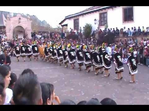 Danza  De Santa Clara Del Cobre   2012  (parte 1)