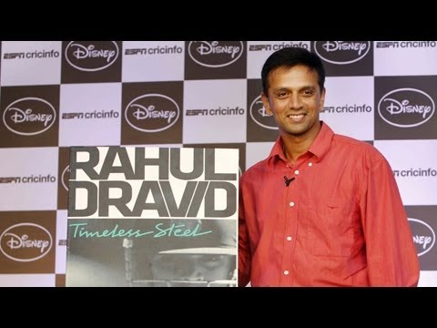 Part 1: Rahul Dravid - Timeless Steel