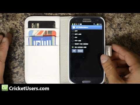 CricketUsers.com - [Tutorial] Flash a Sprint Samsung Galaxy S3 to Cricket Wireless (DFS CDMA Tool)
