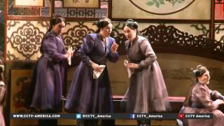 Classic Chinese Novel Gets Operatic Make Over In America