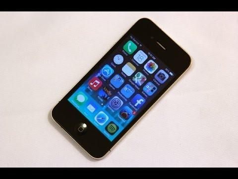 طريقة تسريع iphone 4 بعد تحديث ios 7