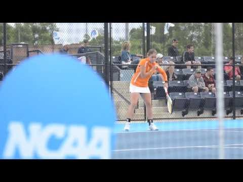 2013 NCAA Tennis: Lady Vols Day 1